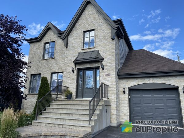 Front Yard - 2029 rue Marie-Anne-Legras, Chambly for sale