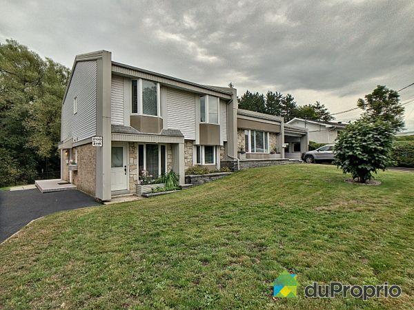Side View - 2120 rue Bacqueville, Les Saules for sale