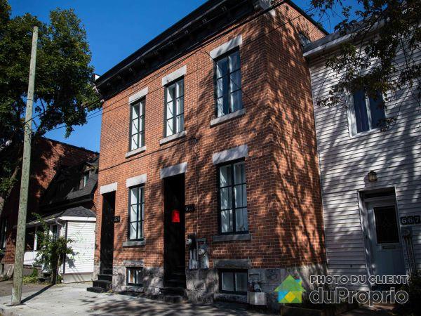 Bâtisse - 673, rue Bourgeoys, Le Sud-Ouest à vendre