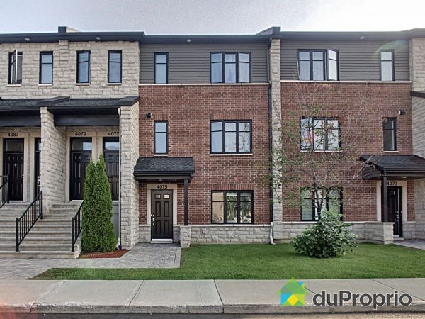 Outside - 4075 rue Antoine Bedwani, Chomedey for sale