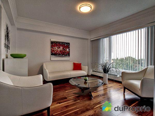 Living Room - 406-2116 chemin Sainte-Foy, Ste-Foy for sale