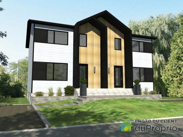 Modèle Scandina- À construire - Par Terrain Dev Immobilier inc., St-Émile à vendre