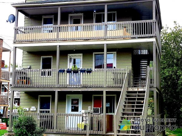 Bâtisse - 991-995, rue de Courcelette, Sherbrooke (Mont-Bellevue) à vendre