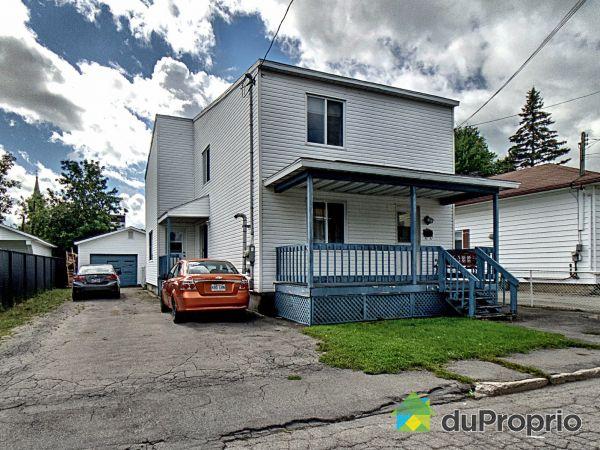Buildings - 44 rue Sullivan, Salaberry-De-Valleyfield for sale