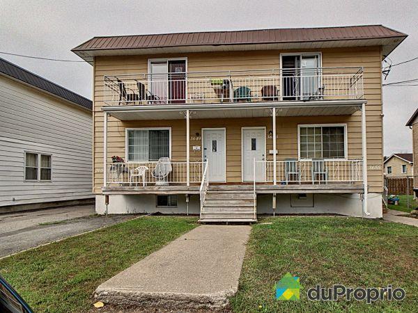 Bâtisse - 3649-3655, 24e Rue, Laval-Ouest à vendre