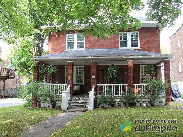 1015 avenue Murray, Montcalm for sale