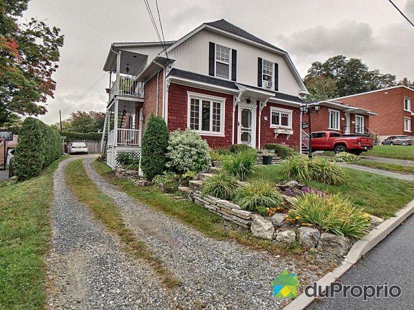 1370, rue Saint-Luc, Sherbrooke (Mont-Bellevue) à vendre