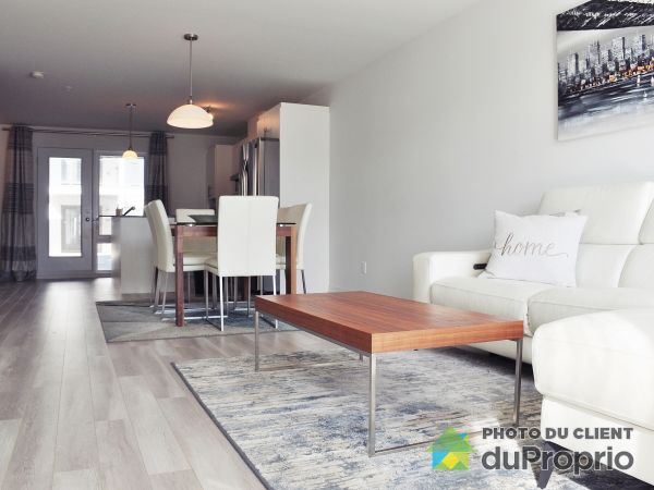 Living / Dining Room - 102-5505 rue de Châteauneuf, Brossard for sale