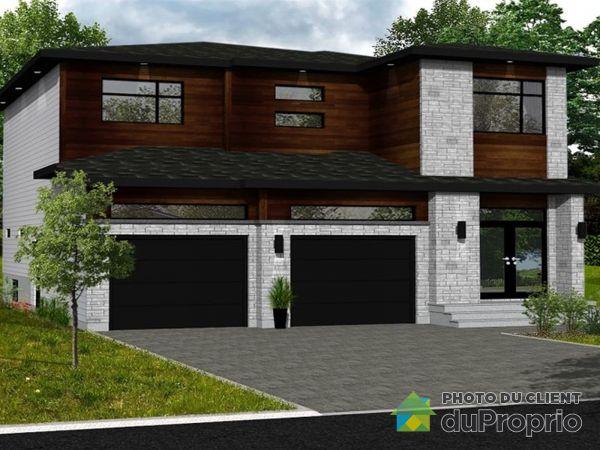 Modèle Le Bouleau - Par les  Habitations Entourages, St-Paul à vendre