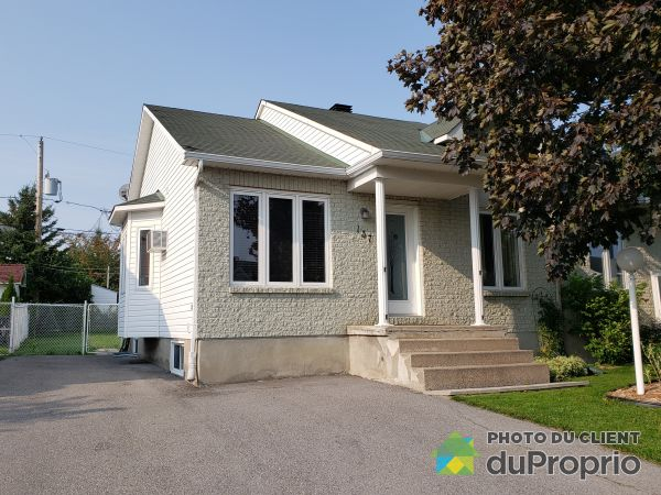 137 du Chatelet, Gatineau (Masson-Angers) for sale