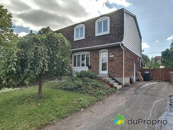 Outside - 736 rue Joly, Longueuil (Greenfield Park) for sale