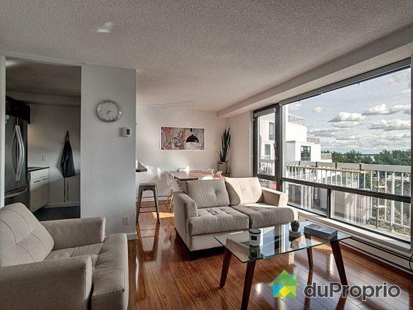Living / Dining Room - 629-150 rue Berlioz, L'Ile Des Soeurs for sale