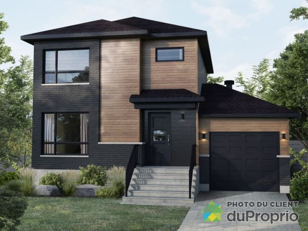 Projet Faubourg Angelois - Par Maisons Allaire Homes, L'Ange-Gardien-Outaouais à vendre