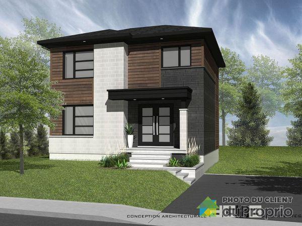 rue Sauvageau - À CONSTRUIRE - par Constructions Première Classe, Donnacona à vendre