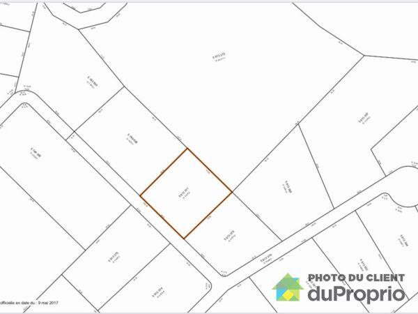 Plan - 1 rue Oriole, Chertsey for sale