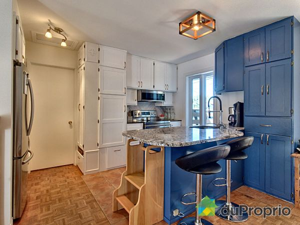 Kitchen - 7441 rue des Tourtes, Charny for sale