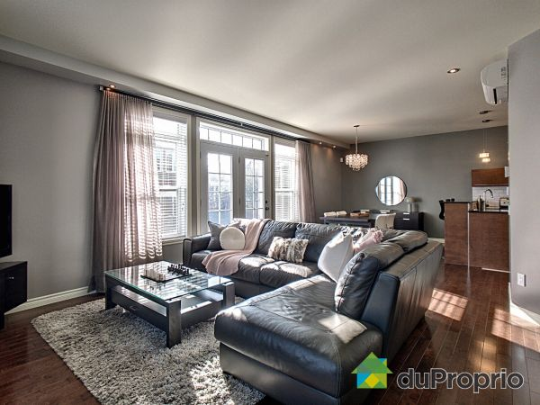 Living Room - 2787 rue Charles-Baudelaire, Sherbrooke (Jacques-Cartier) for sale