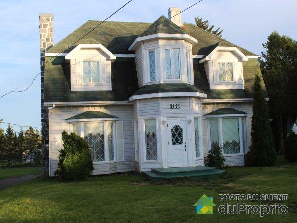 166 rue Principale, St-Alexis-De-Matapedia for sale