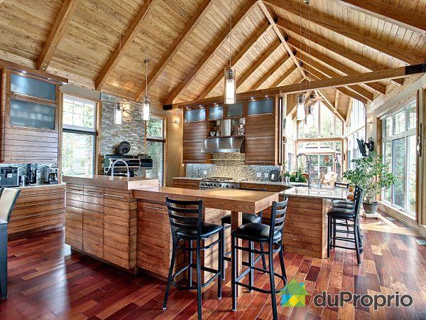 Kitchen - 102 montée Mercier, Lac-Des-Ecorces for sale