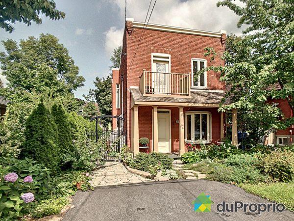 Entrance - 264 avenue de Merton, St-Lambert for sale