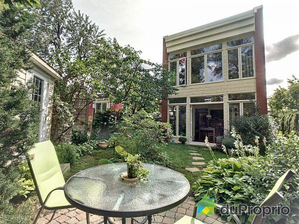 Jardin - 264, avenue de Merton, St-Lambert à vendre