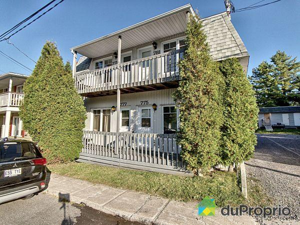 775-777-781, rue Saint-Jean, Chicoutimi (Chicoutimi) à vendre