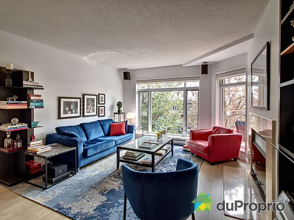 Living Room - 506-3791 rue Gabrielle-Vallée, Ste-Foy for sale