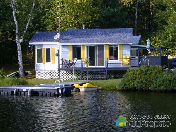Waterfront - 0 Zec Lavigne,  Lac Froid, St-Côme for sale