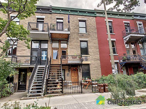 68-70-72, rue de Bagg, Le Plateau-Mont-Royal for sale