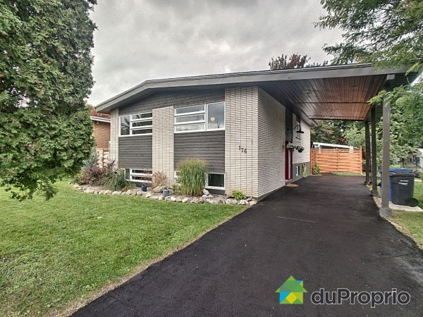 176 rue Jubilée, Longueuil (Greenfield Park) for sale