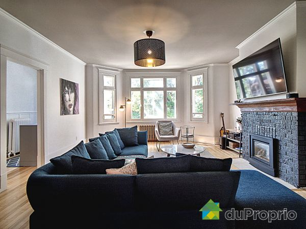 Living Room - 1151 avenue Brown, Montcalm for sale