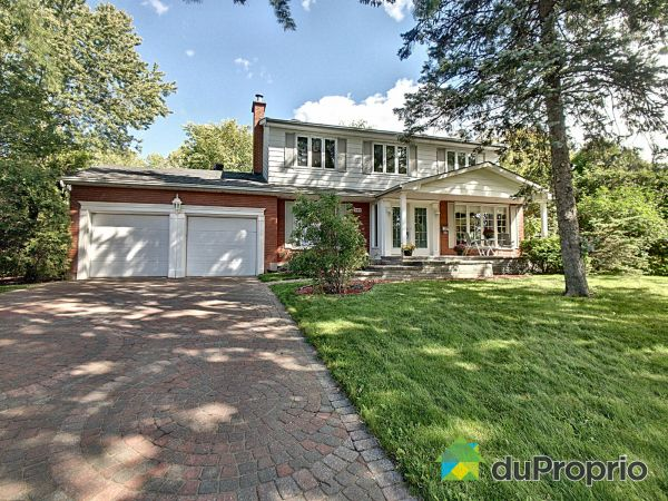 Driveway - 380 place Orchard, St-Bruno-De-Montarville for sale