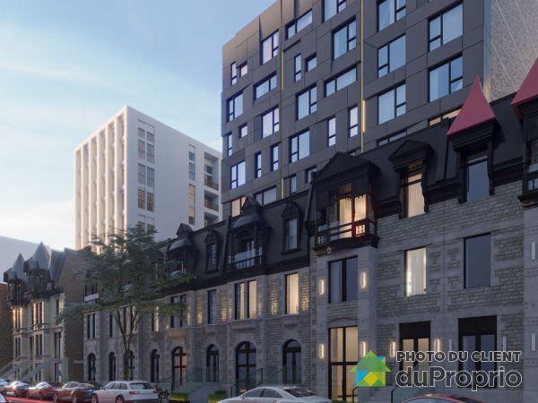 1230, rue Bishop #701 - Projet BISHOP EMBASSY, Ville-Marie (Centre-Ville et Vieux Mtl) à vendre