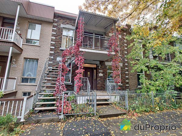 4626-4630 rue Marquette, Le Plateau-Mont-Royal for sale