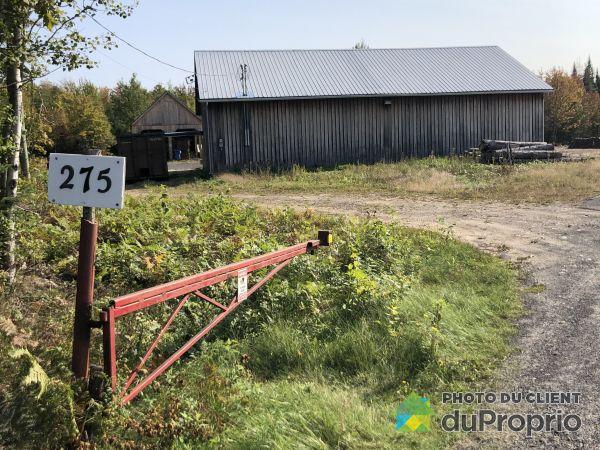 Garage - 275, rang Bois Joly, St-Apollinaire à vendre