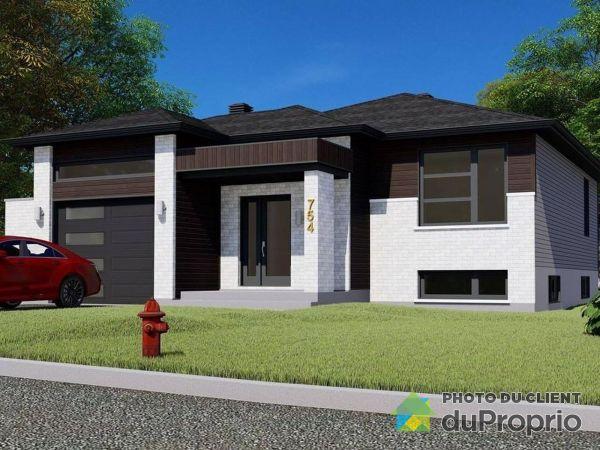., MODÈLE À CONSTRUIRE - Par les Habitations Mathieu Rivard, Granby à vendre