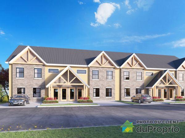 Modèle E (Lower floor) - Projet Wakefield Hills, La Pêche (Wakefield) à vendre