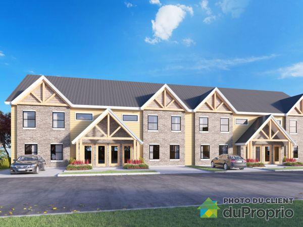 Modèle E (Upper floor) - Projet Wakefield Hills -, La Pêche (Wakefield) à vendre