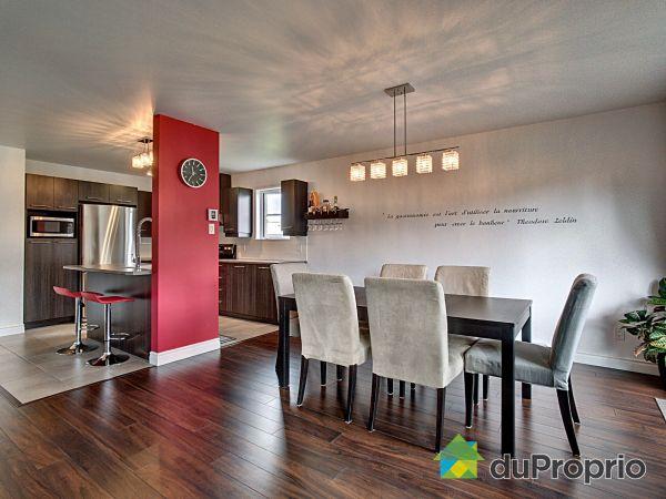 Eat-in Kitchen - 4-372 rue Laure-Conan, St-Nicolas for sale