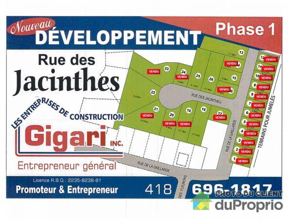 426-428 de la Gaillarde - Nouveau développement, Chicoutimi (Chicoutimi) for sale