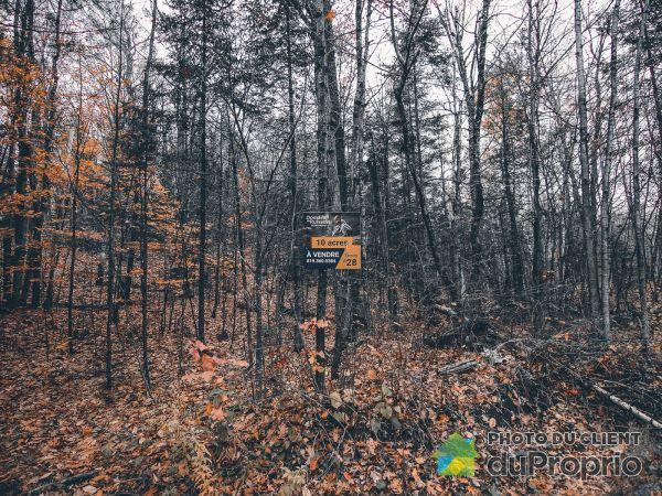 57 chemin St-Pierre - Lot #28, Val-Des-Monts for sale