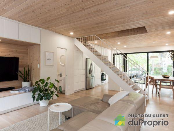 Living Room - 2379 rue Saint-Jacques, Le Sud-Ouest for sale