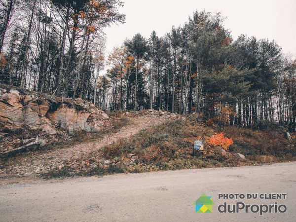 21, chemin des Méandres - Lot #3, Val-Des-Monts à vendre