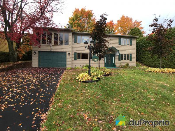 815, rue Fabien, Sherbrooke (Rock Forest) à vendre