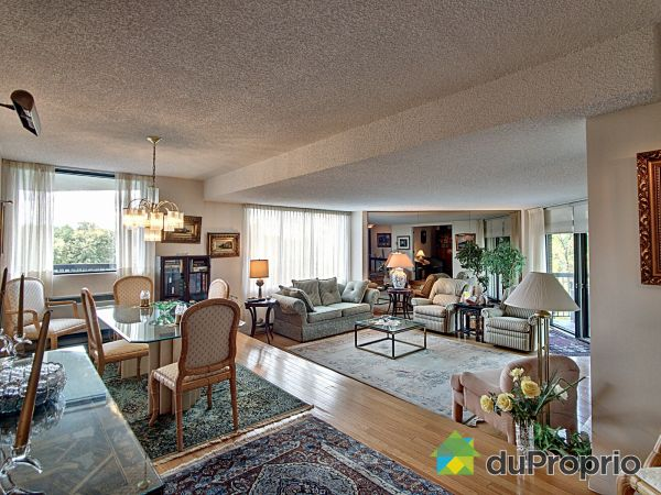 Living / Dining Room - 501-4540 promenade Paton, Chomedey (Île Paton) for sale