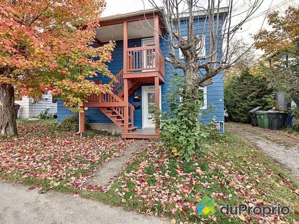 1163-1165, rue Larocque, Sherbrooke (Mont-Bellevue) à vendre