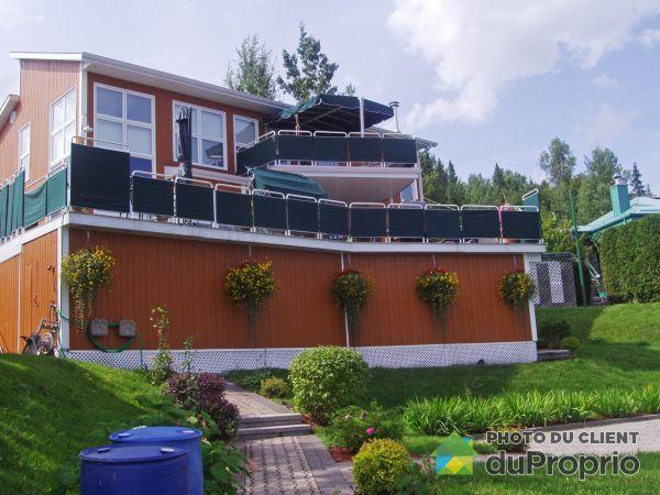 Vue sur le lac - 1060, rue des Mésanges, Jonquière (Lac-Kénogami) à vendre