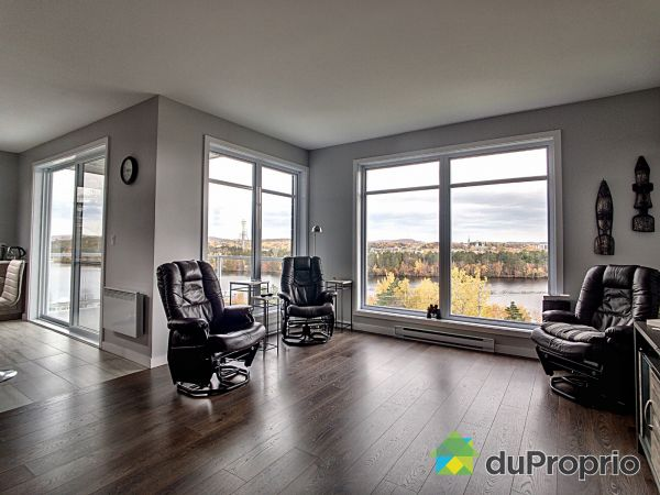 Dining Room / Living Room - 5-1100 avenue du Capitaine-Veilleux, Shawinigan (Shawinigan-Sud) for sale