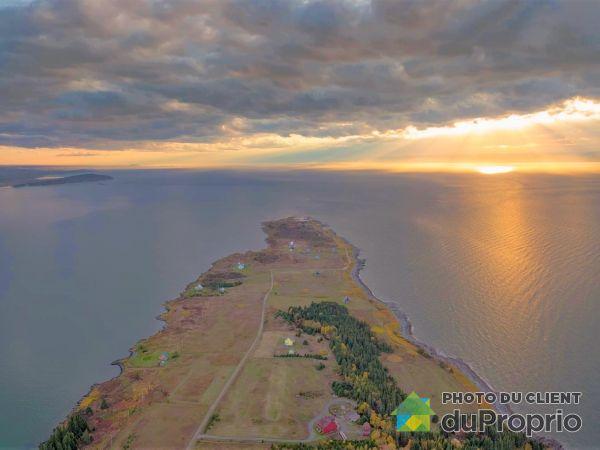 Aerial View - 9002 chemin du Bout-D'en-Haut, L'Isle-Verte for sale