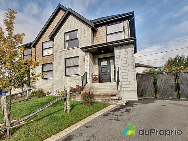 Overall View - 689 rue de Vincennes, St-Jérôme (Bellefeuille) for sale